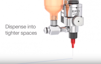 Nordson EFD Innovative xQR41 MicroDot™ Needle Valve Technology Overview