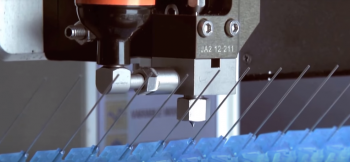 Nordson EFD Liquidyn P-Jet Dispensing Dymax for Needle Bonding