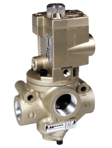 Poppet Valves, High & Low Temperature 21 Series